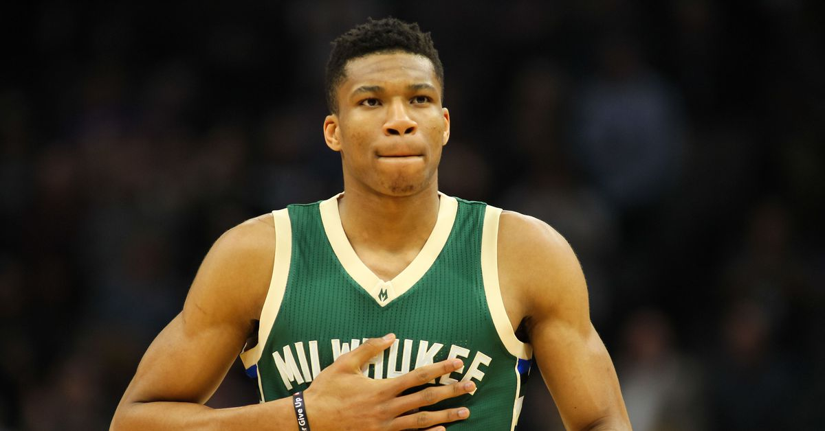 Giannis Antetokounmpo said he would punch Thon Maker if he ...