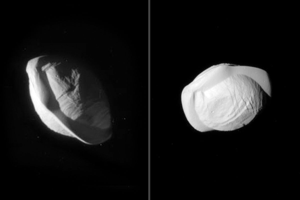 NASA unveils tasty new images from the rings of Saturn
