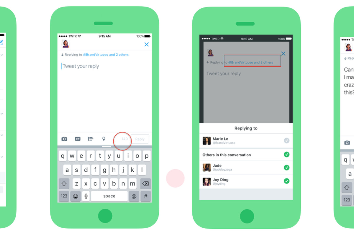 Twitter Makes Changes To Limits When Replying