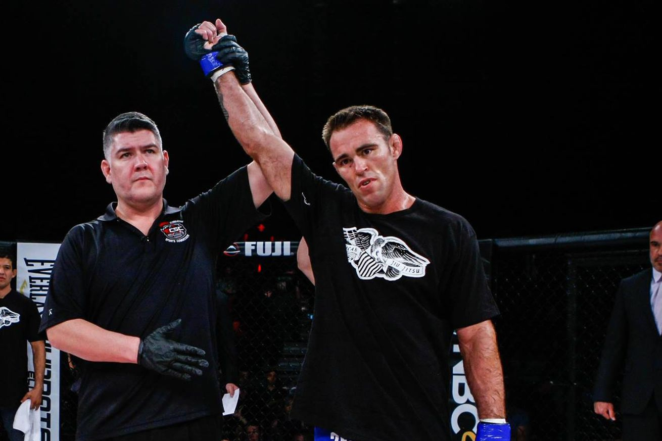 WSOF's Jake Shields says new PFL format 'sounds really cool'