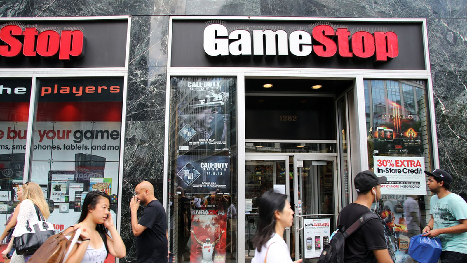 GameStop Corp. Cl A stock price, stock quotes and financial overviews from MarketWatch.