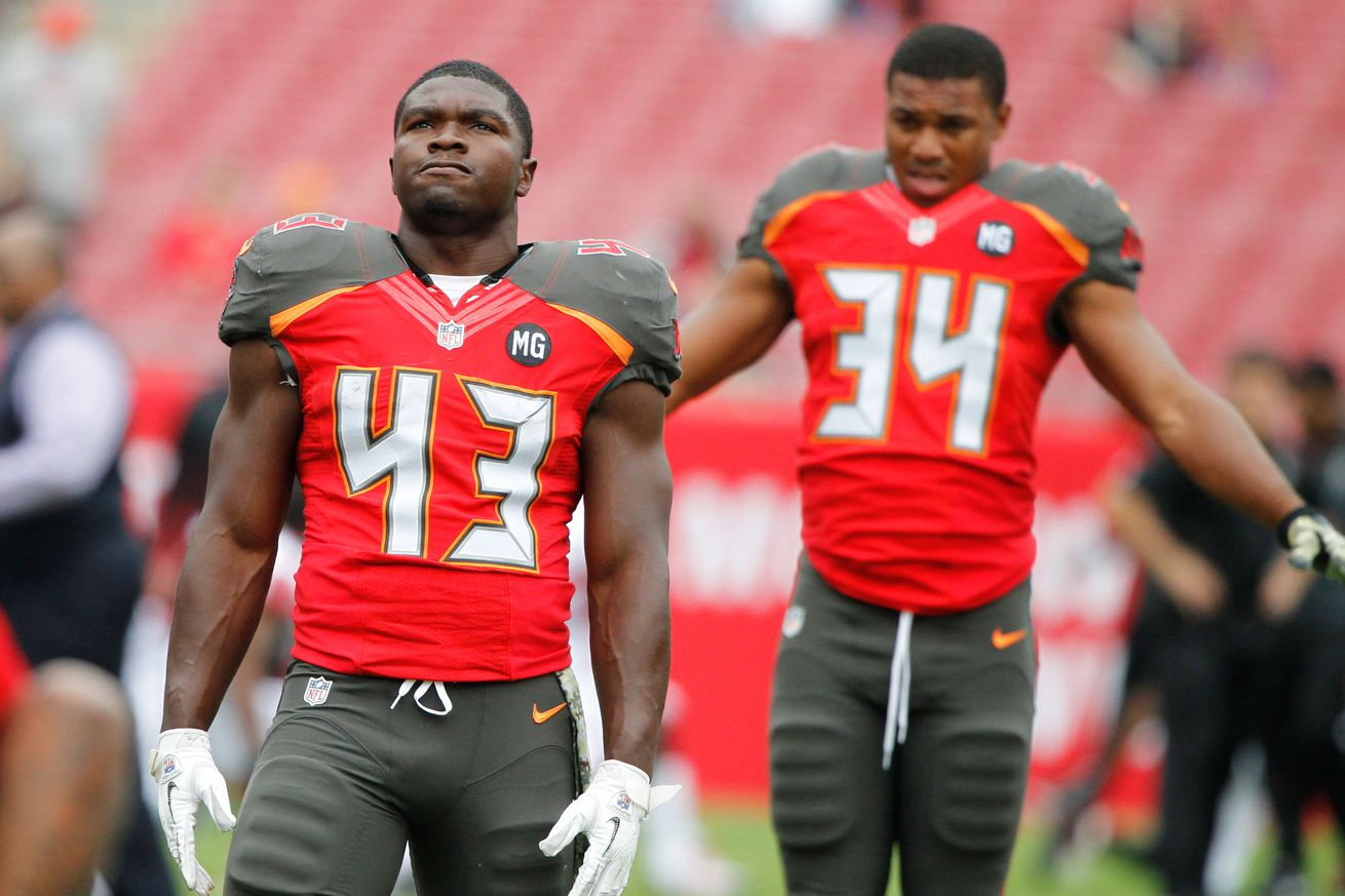 Jerseys NFL Online - Why Bobby Rainey is the Buccaneers' best running back - Bucs Nation