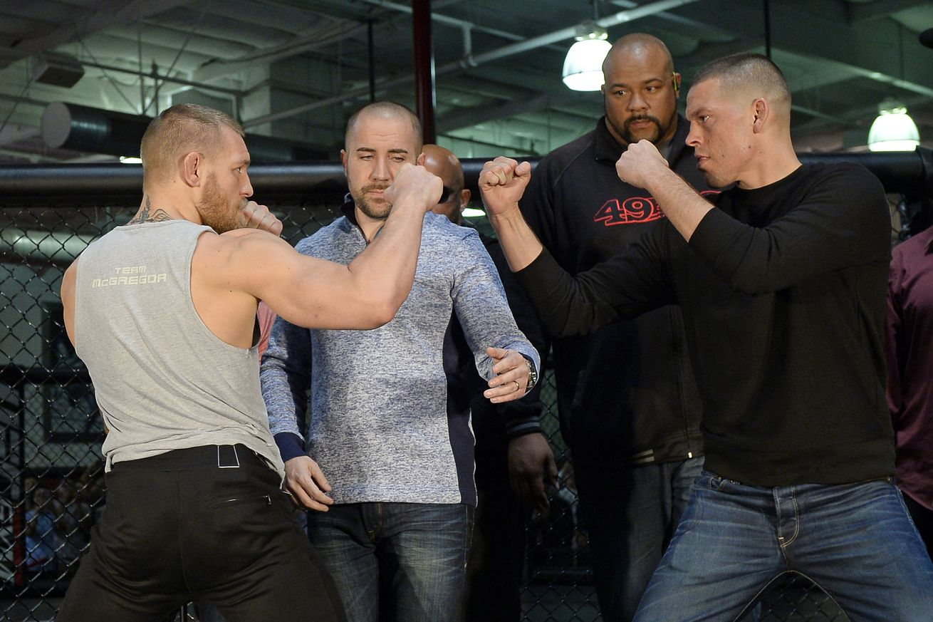 community news, UFC 196 preview: Conor McGregor (star) vs. Nate Diaz (fighter)