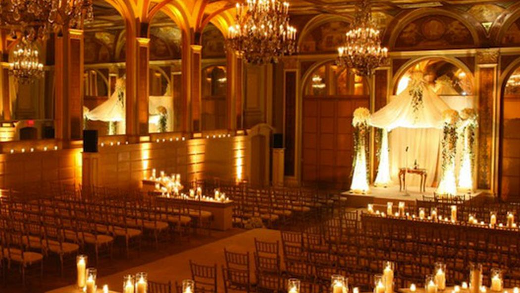 The Most Expensive Wedding Venues In New York City Racked NY