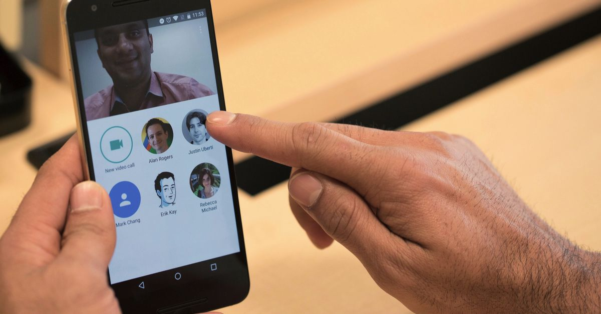 Google Duo's voice calls are now available worldwide - The Verge