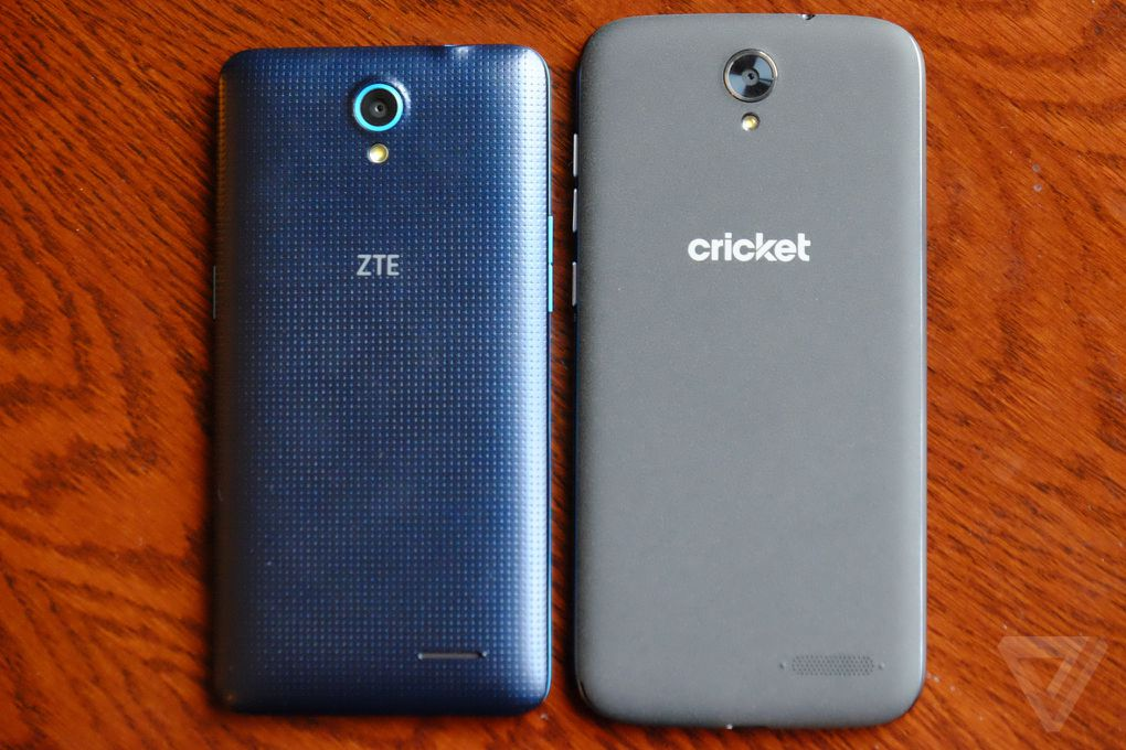 ZTE launches two inexpensive Android phones at CES 2016 ...
