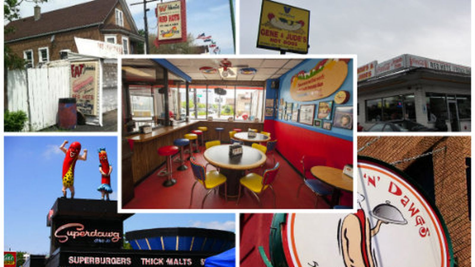 Best Hot Dogs South Suburbs Chicago