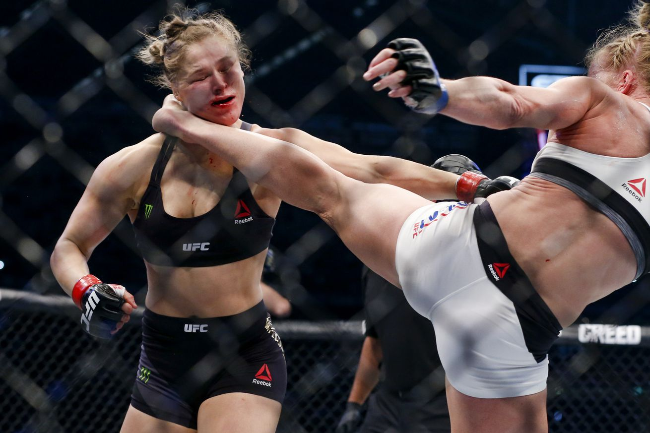Coach Mike Winkeljohn says Holly Holm 'broke' Ronda Rousey, believes Rousey is done