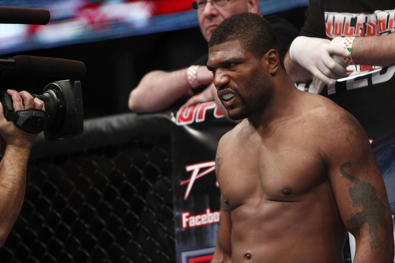 community news, 'Rampage' Jackson clarifies comments about regretting ever starting MMA