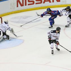 UMass Lowell River Hawks vs UConn Huskies men's hockey