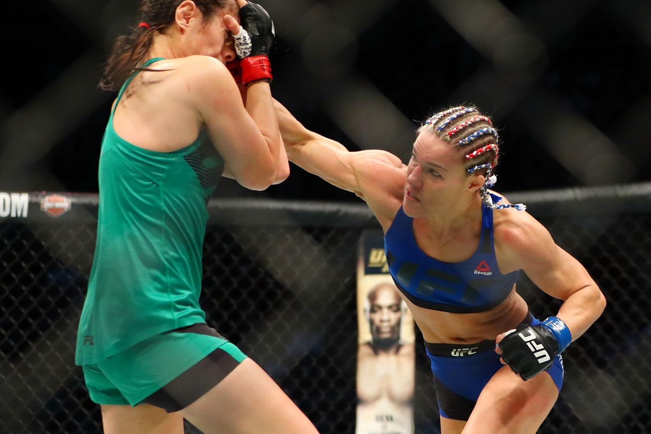 UFC Fight Night 104 results from last night: Felice Herrig vs Alexa Grasso fight review, analysis