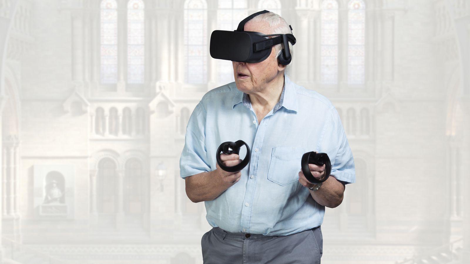 Oculus Rift Natural History Museum