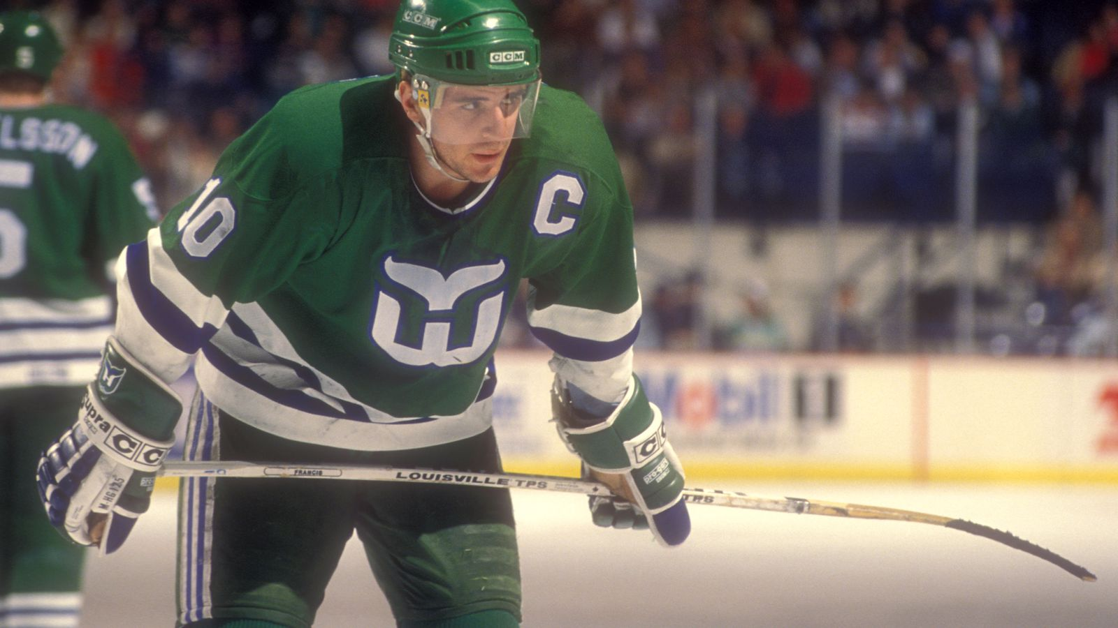 Remembering the Hartford Whalers, the NHL team we all want