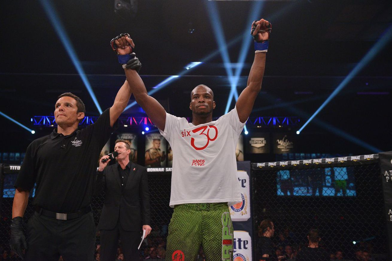 Bellator 179's Michael 'Venom' Page could soon become hottest free agent in MMA