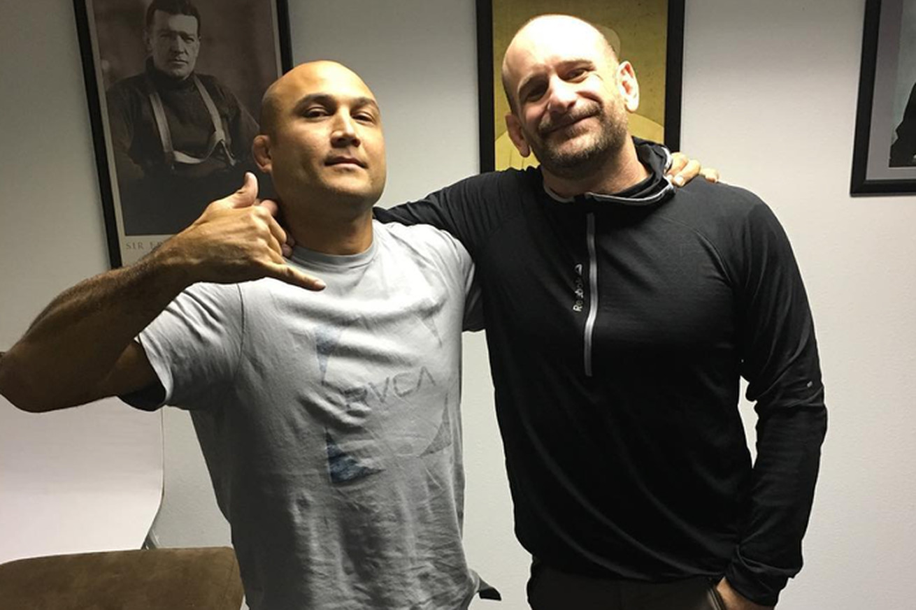 community news, BJ Penn: No one is going to out crazy me and Greg Jackson at UFC 199
