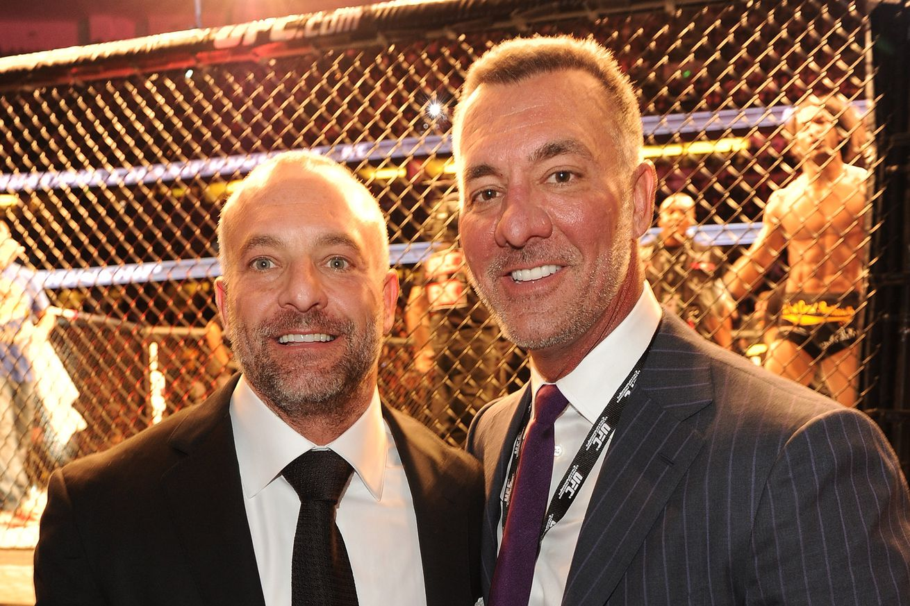 community news, Lorenzo and Frank Fertitta are rich, will now get richer with private investment firm 'Fertitta Capital'