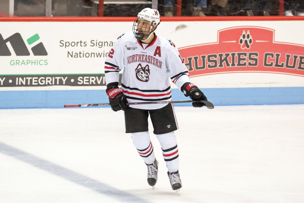 Union hockey's Mike Vecchione named Hobey Baker finalist