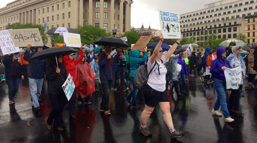vox.com - Tens of thousands marched for science in more than 600 cities on six continents