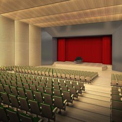 The Seattle Center Music Theater