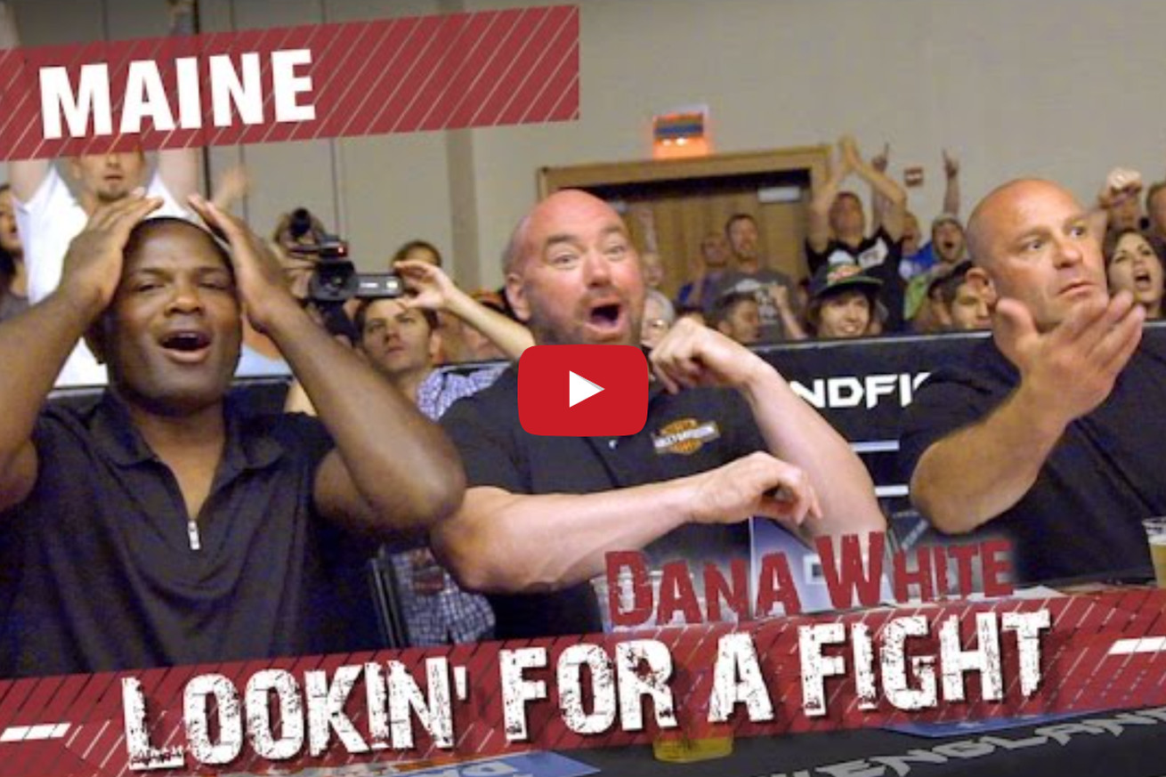 Dana White Lookin for a Fight (S2, Ep. 1): 'I'm not a hot dog guy'
