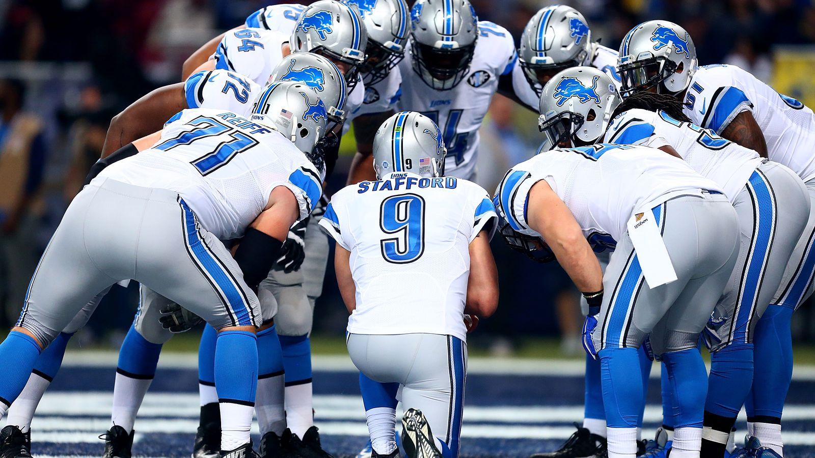 NFL Jerseys Outlet - Detroit Lions release unofficial 2016 depth chart - Pride Of Detroit
