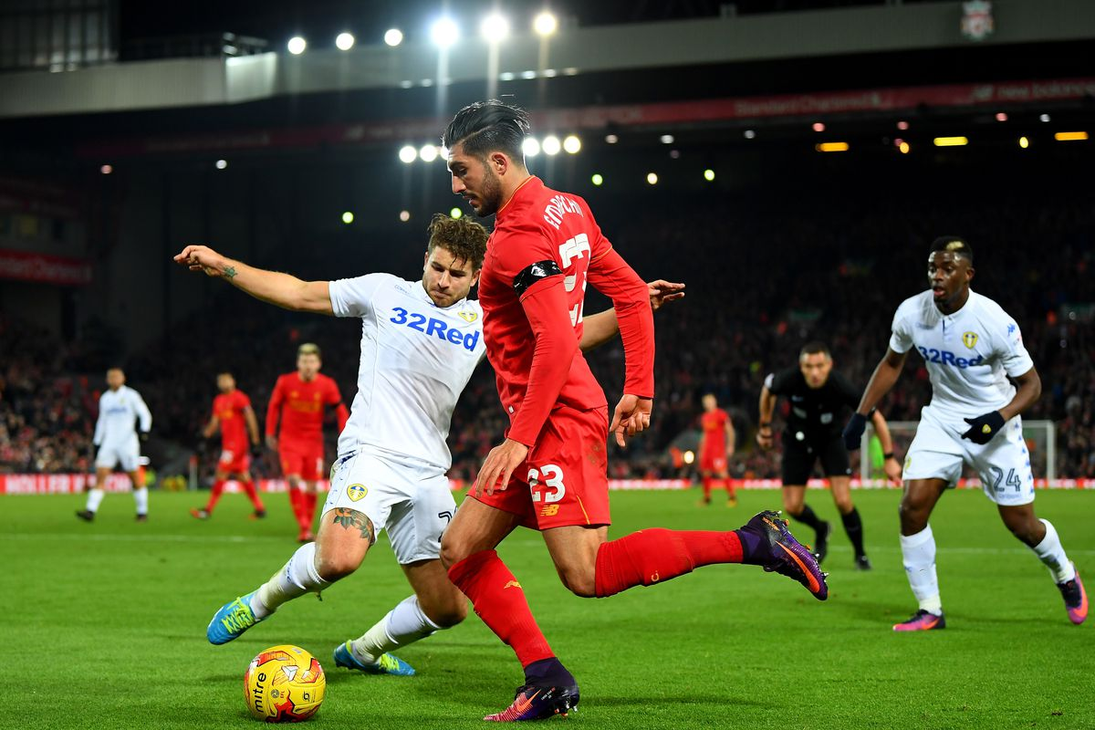Home defeat drops Chris Wood's Leeds United out of Championship playoff mix