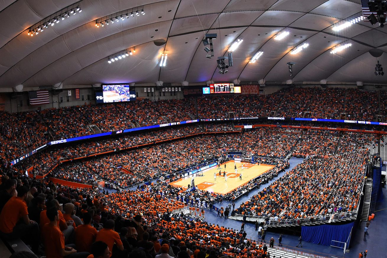 Carrier Dome Renovations Could Leave Syracuse Without A