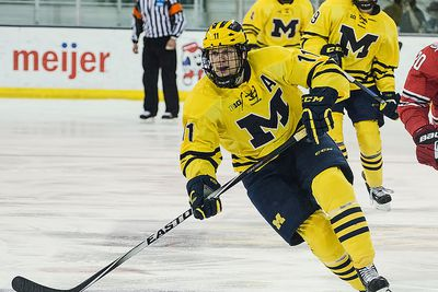 BIG10: Michigan's Zach Hyman Could Become A Free Agent