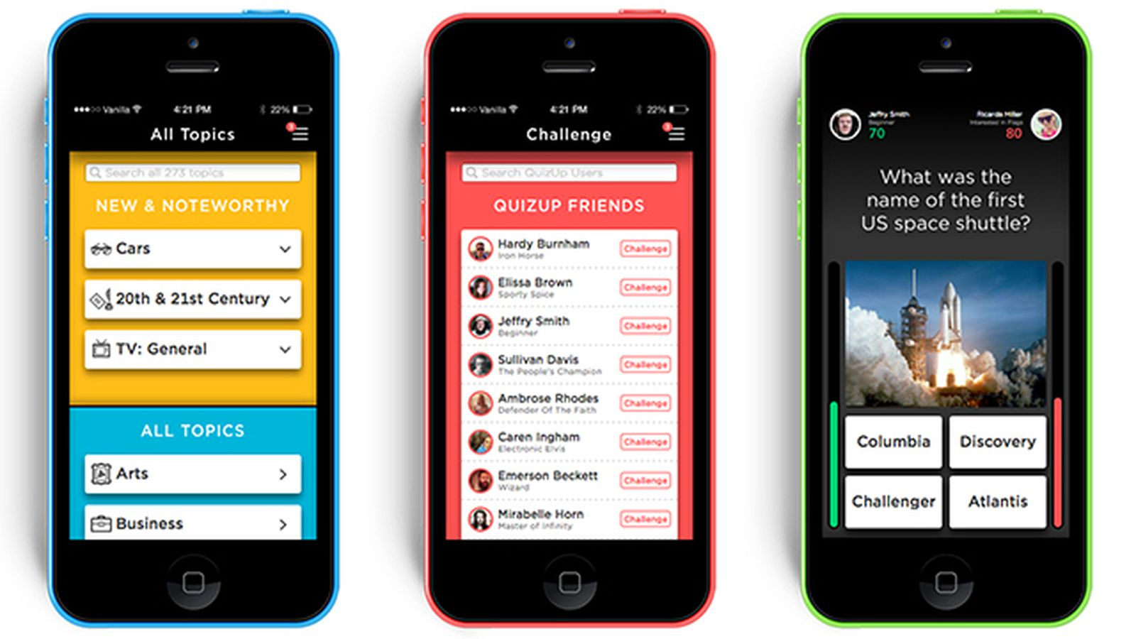 Popular Ios App Quizup Is Full Of Security Holes, Fix On The Way The Verge