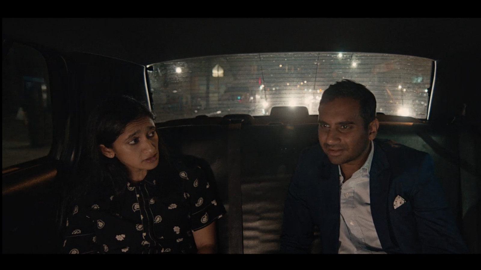 Master of none speed dating girl