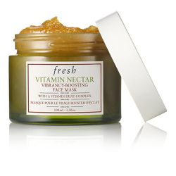 """Fresh <a href=""""https://www.shopspring.com/products/52997774"""">Vitamin Nectar Face Mask</a>, $62"""
