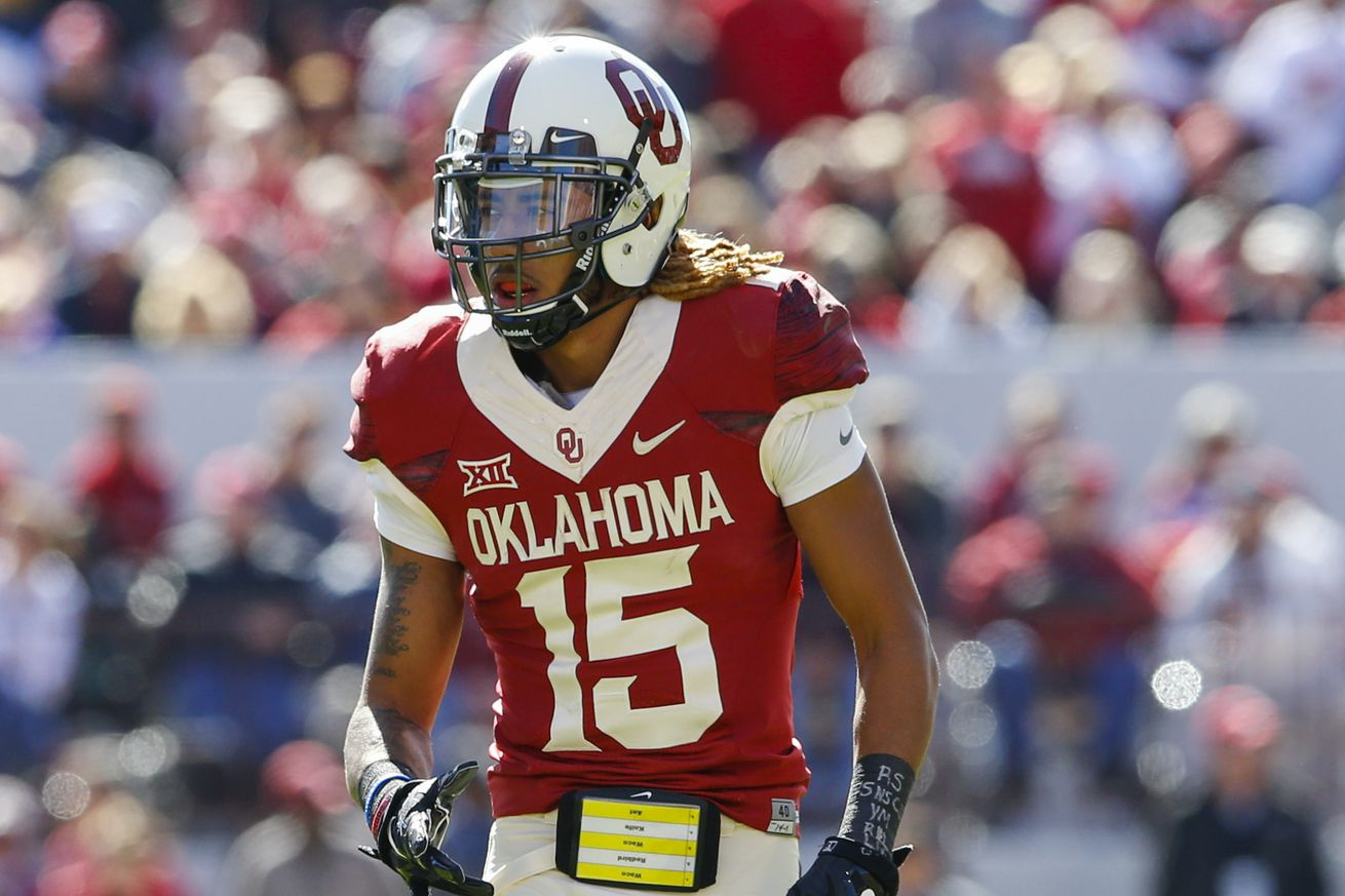 NFL Jerseys Official - Cornerback Zack Sanchez Returning To Oklahoma Sooners Football For ...