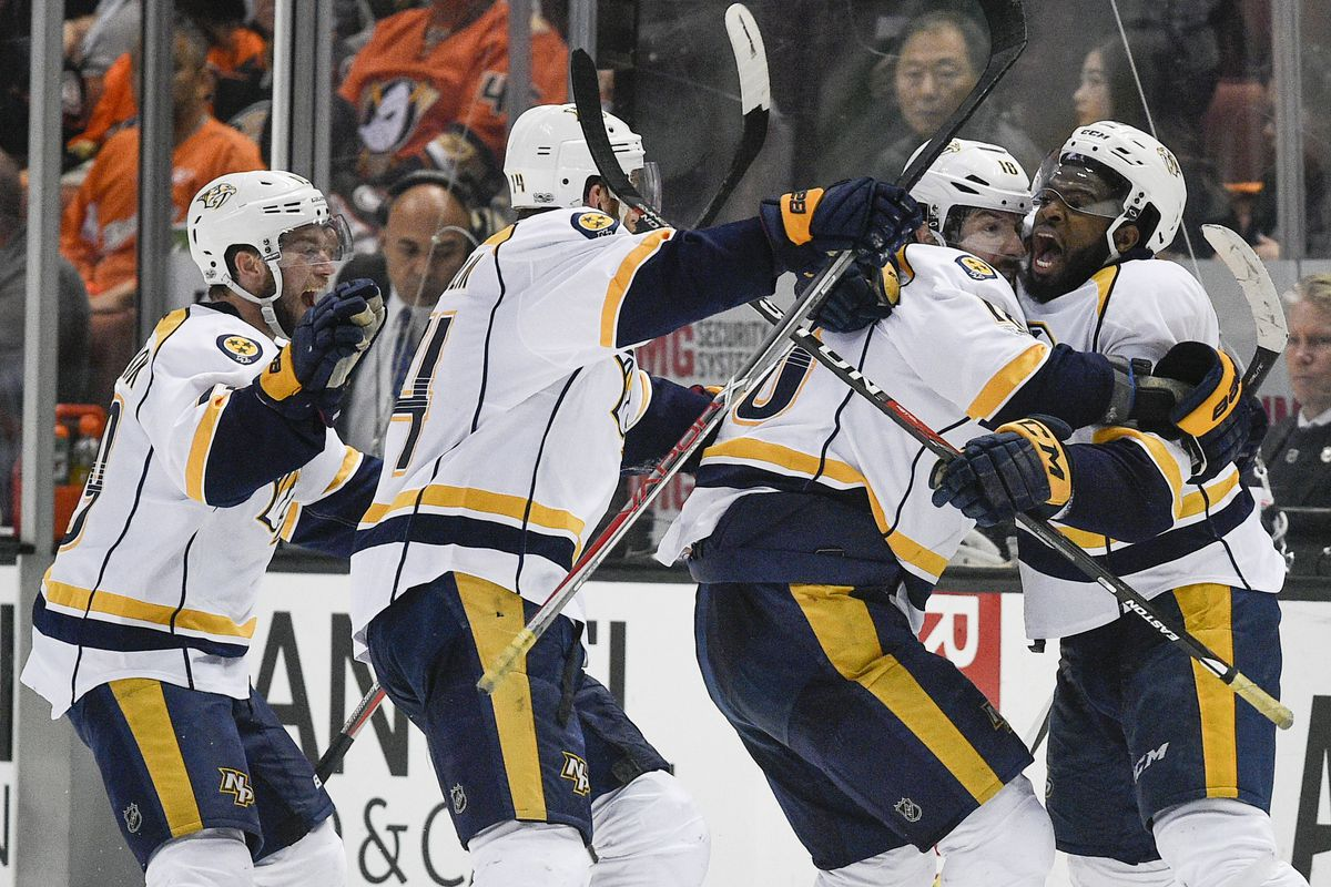 Predators vs. Blues: Ducks Opponent Recap