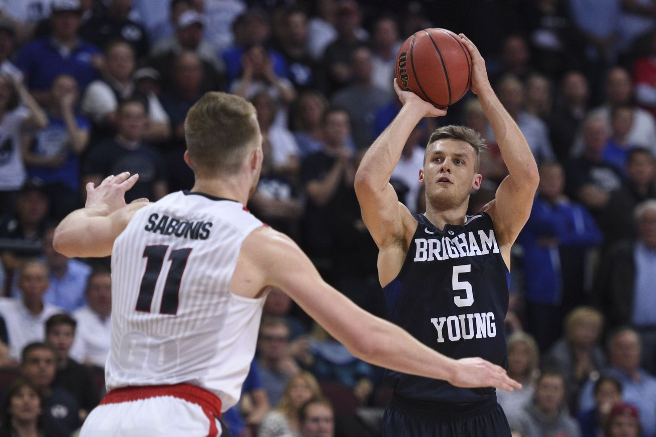 BYU uses big 2nd half to clinch spot in NIT semifinals