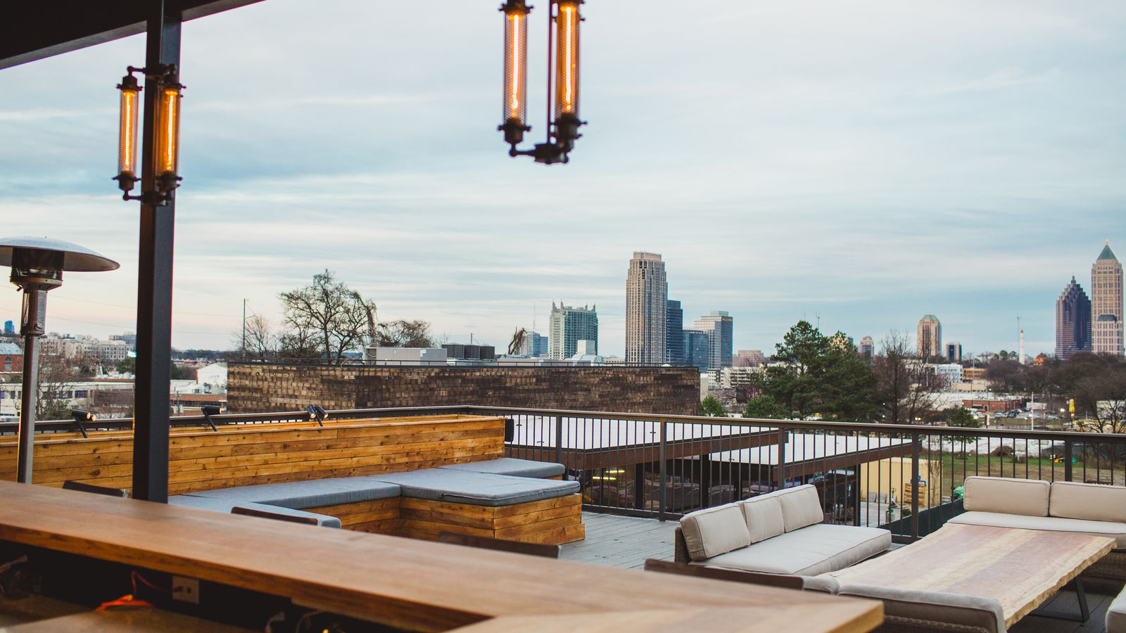 O Ku Sushi S Rooftop Patio Opens With Its Own Menu Eater