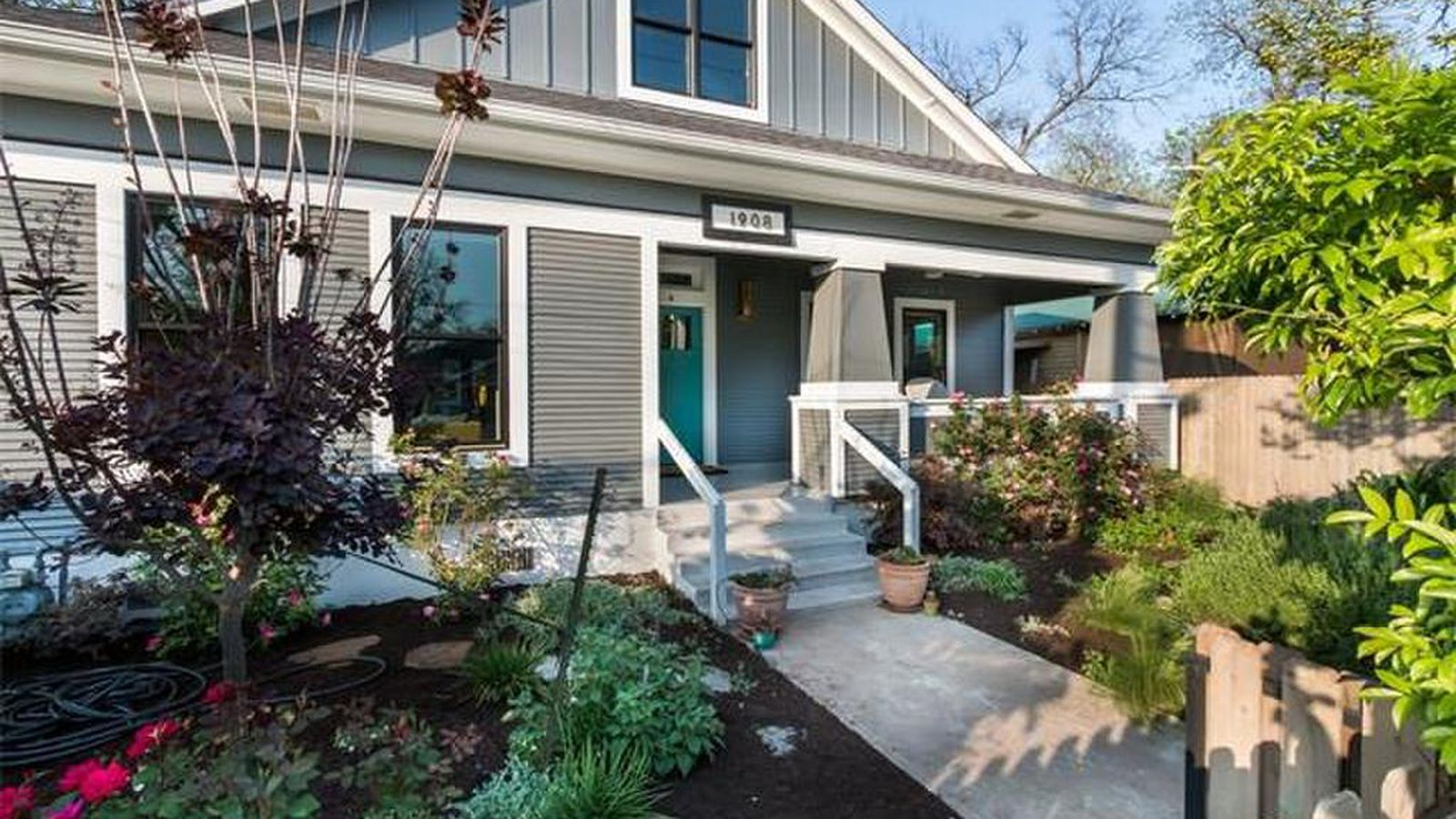 Charming Craftsman In East Cesar Chavez Asks 749k