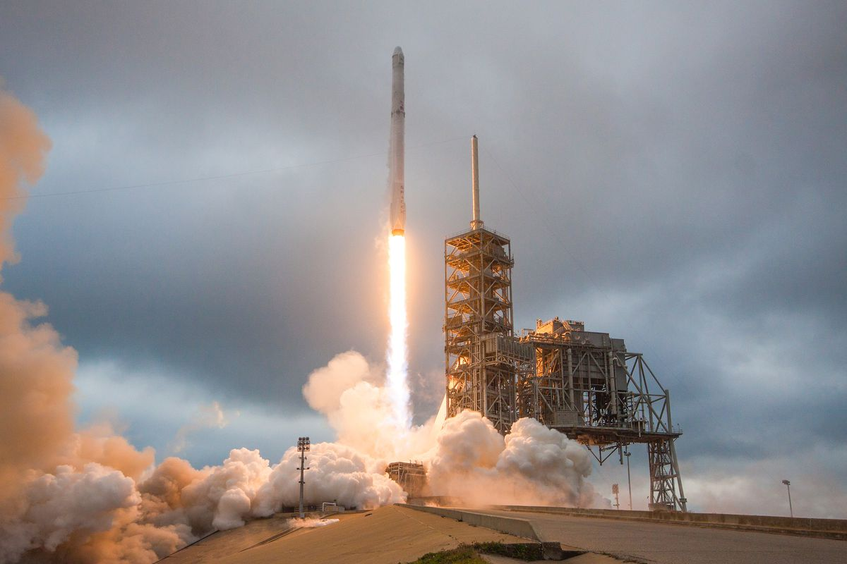 SpaceX Falcon 9 rocket relaunch: start time, live stream ...