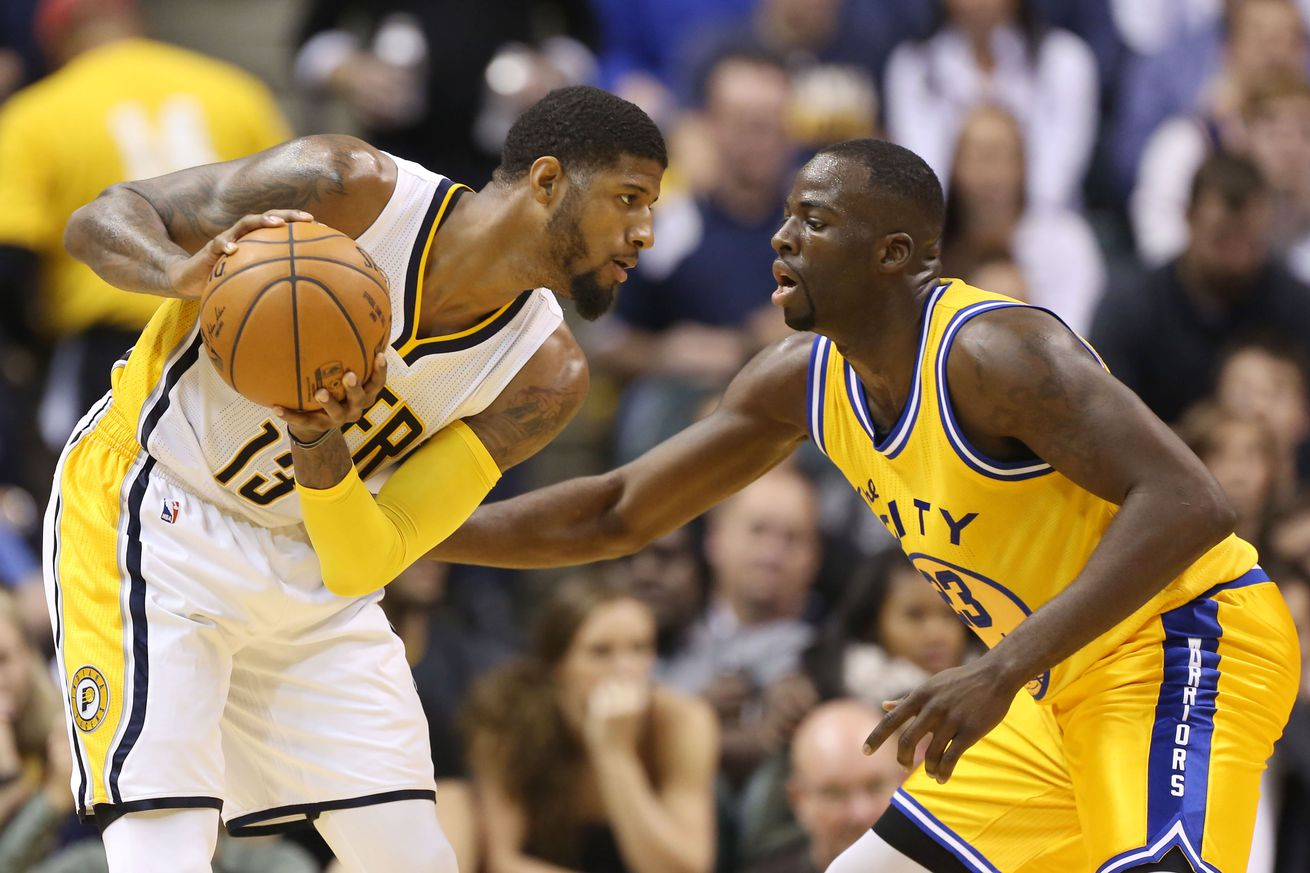Pacers exploring options on trade for Paul George