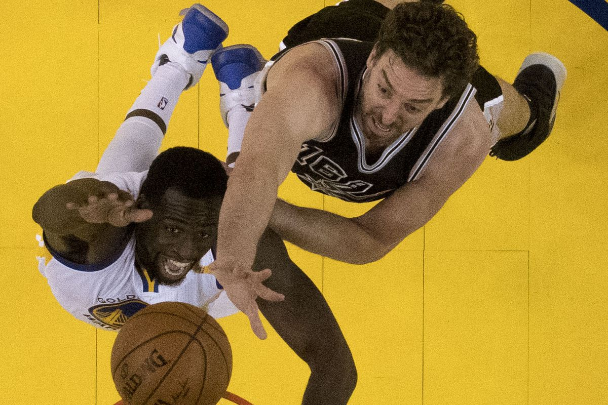 Desperate Spurs vow aggressive fightback against Warriors