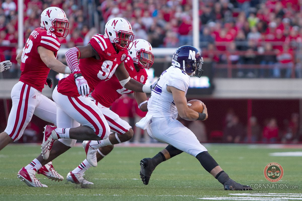 Northwestern game pushed back to October 28