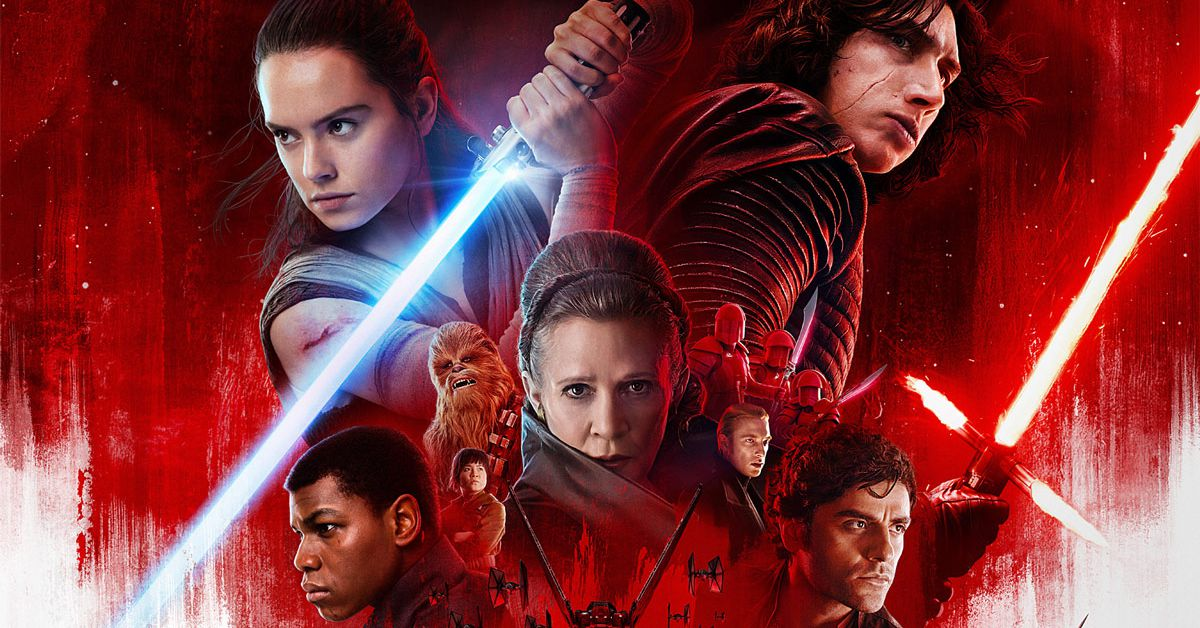 The new Star Wars: The Last Jedi trailer is here