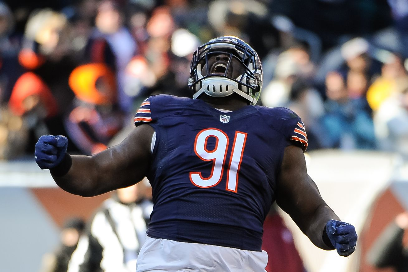 Jerseys NFL Wholesale - Chicago Bears 2016 Roster Turnover: Eddie Goldman needs help on ...