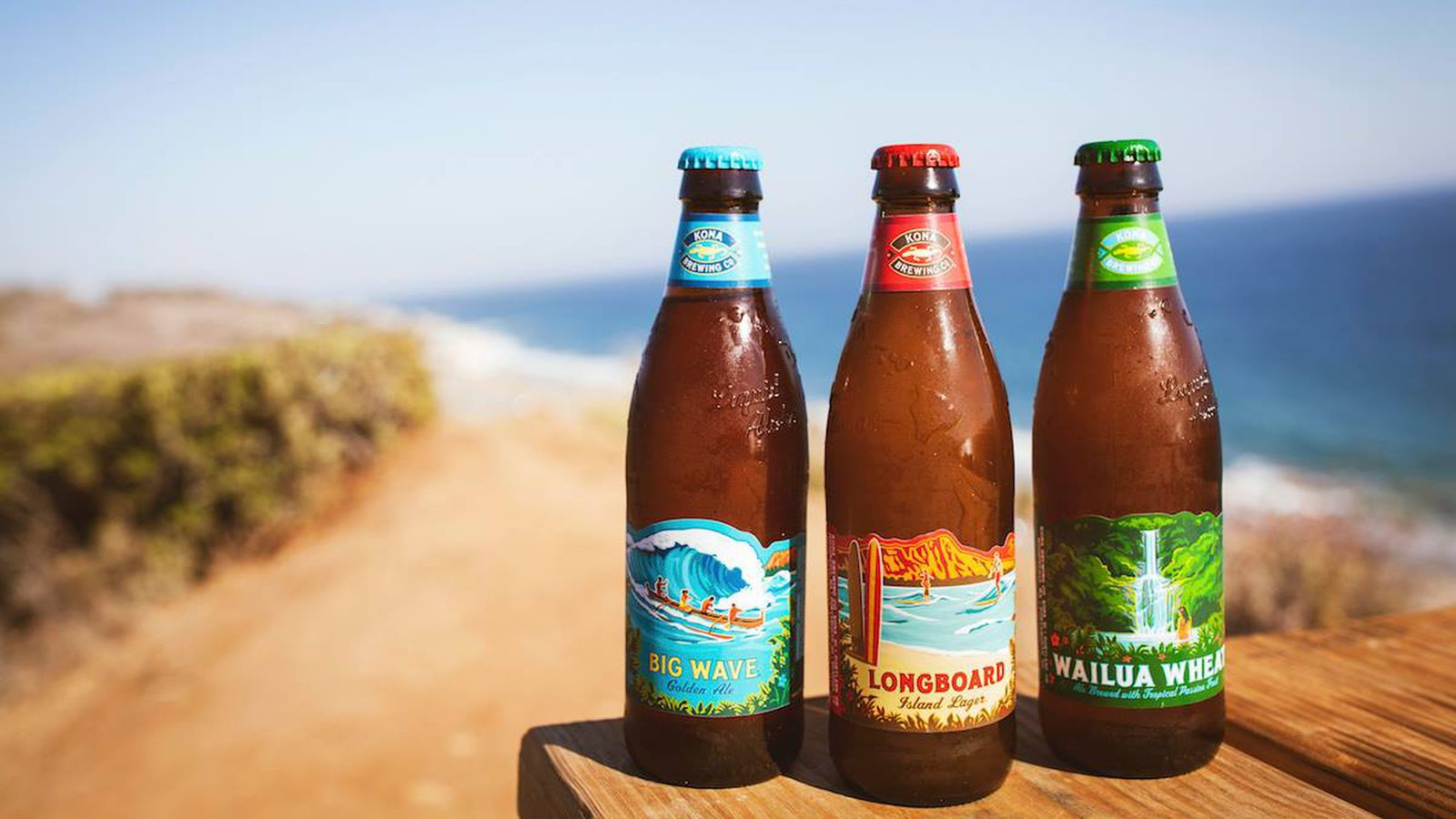 Kona Brewing Co Sued For Not Actually Brewing Its Beer In
