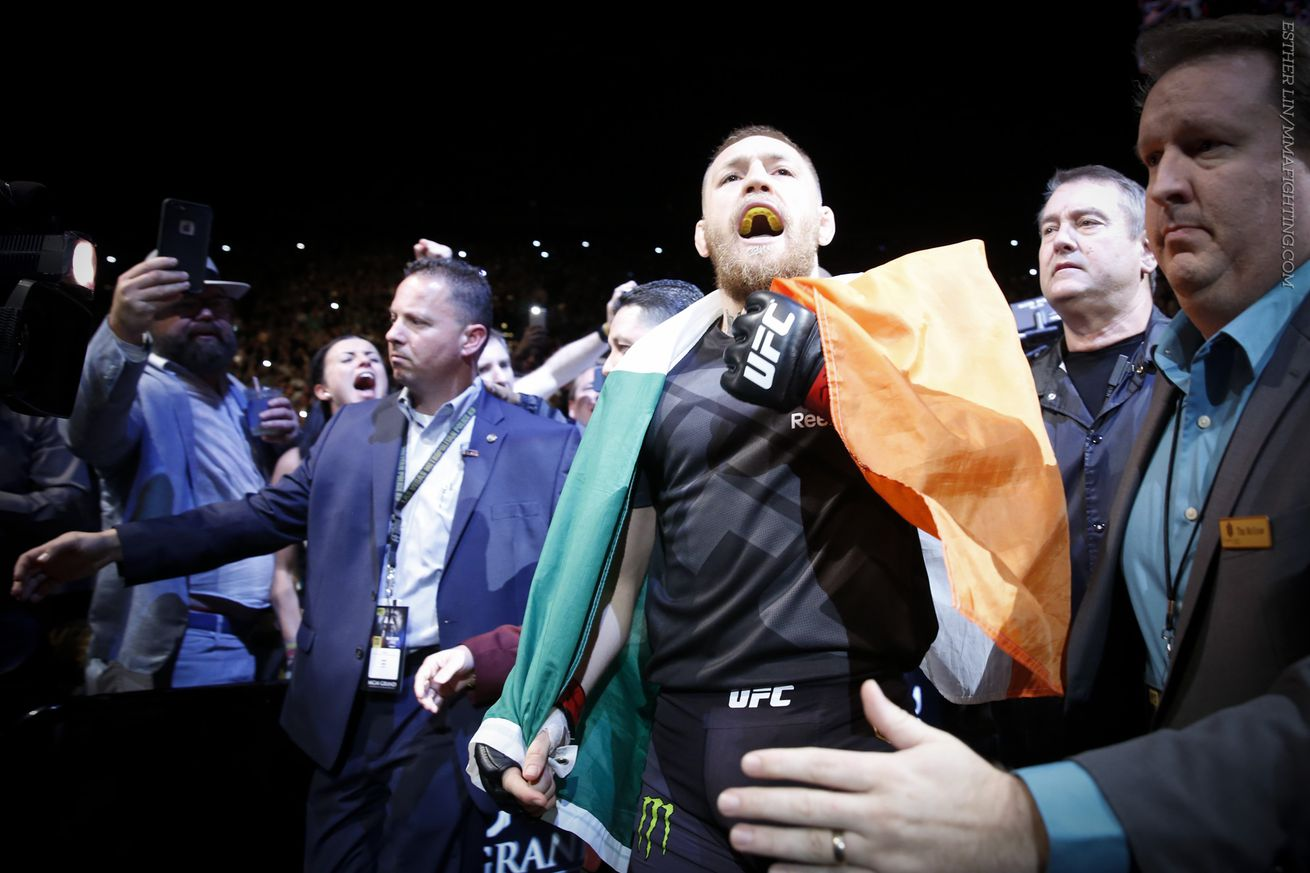 community news, Conor McGregor's coach John Kavanagh says, if it were up to him, a rematch with Jose Aldo would be next