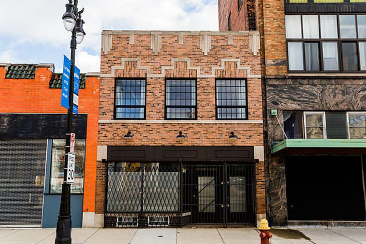 Eastern Market Storefront Loft Space Up For Grabs For