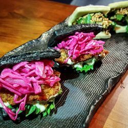 Bao at Pagu, now open in Central Square.
