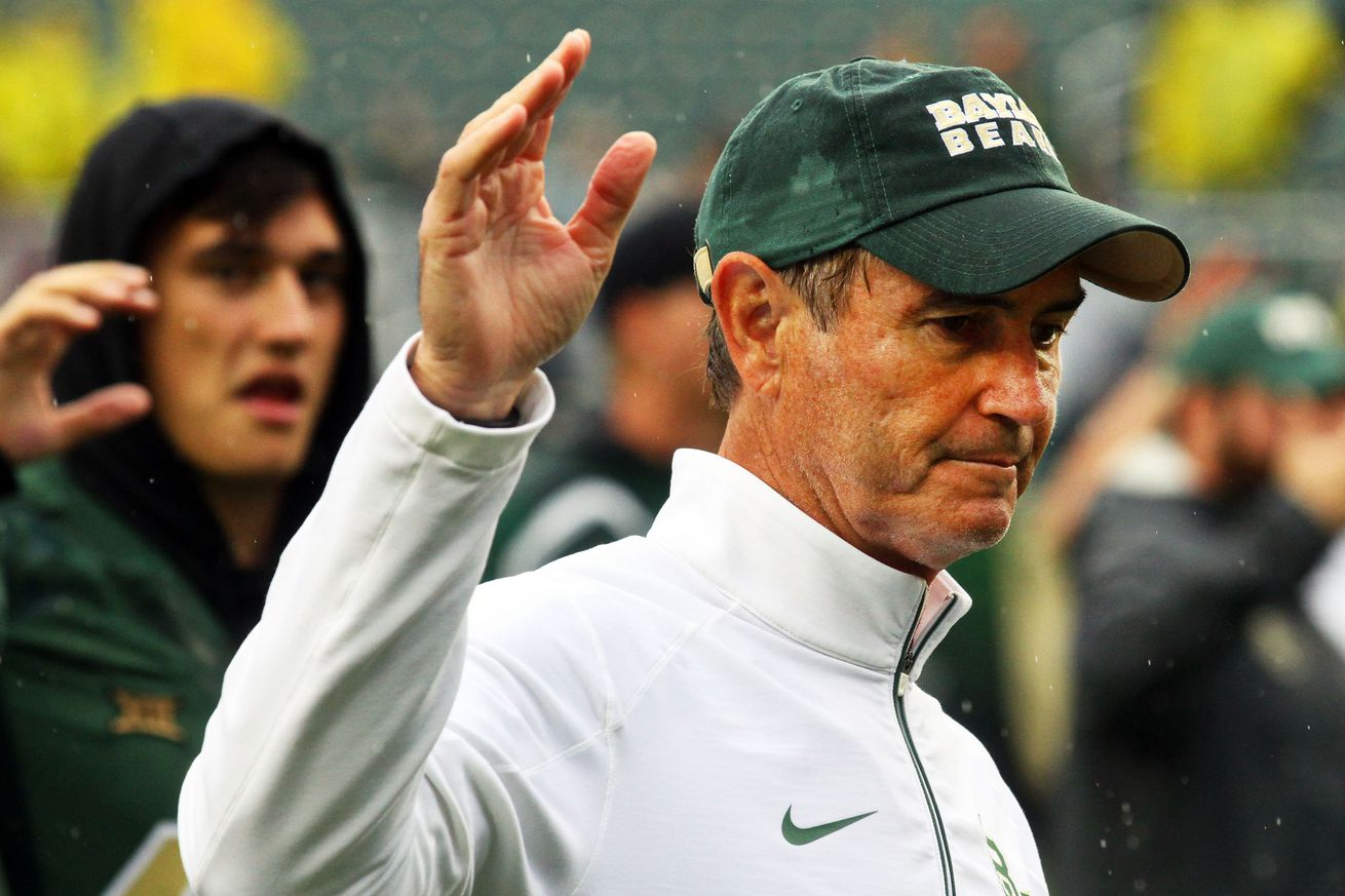 Baylor Board of Regents under pressure to reinstate Briles
