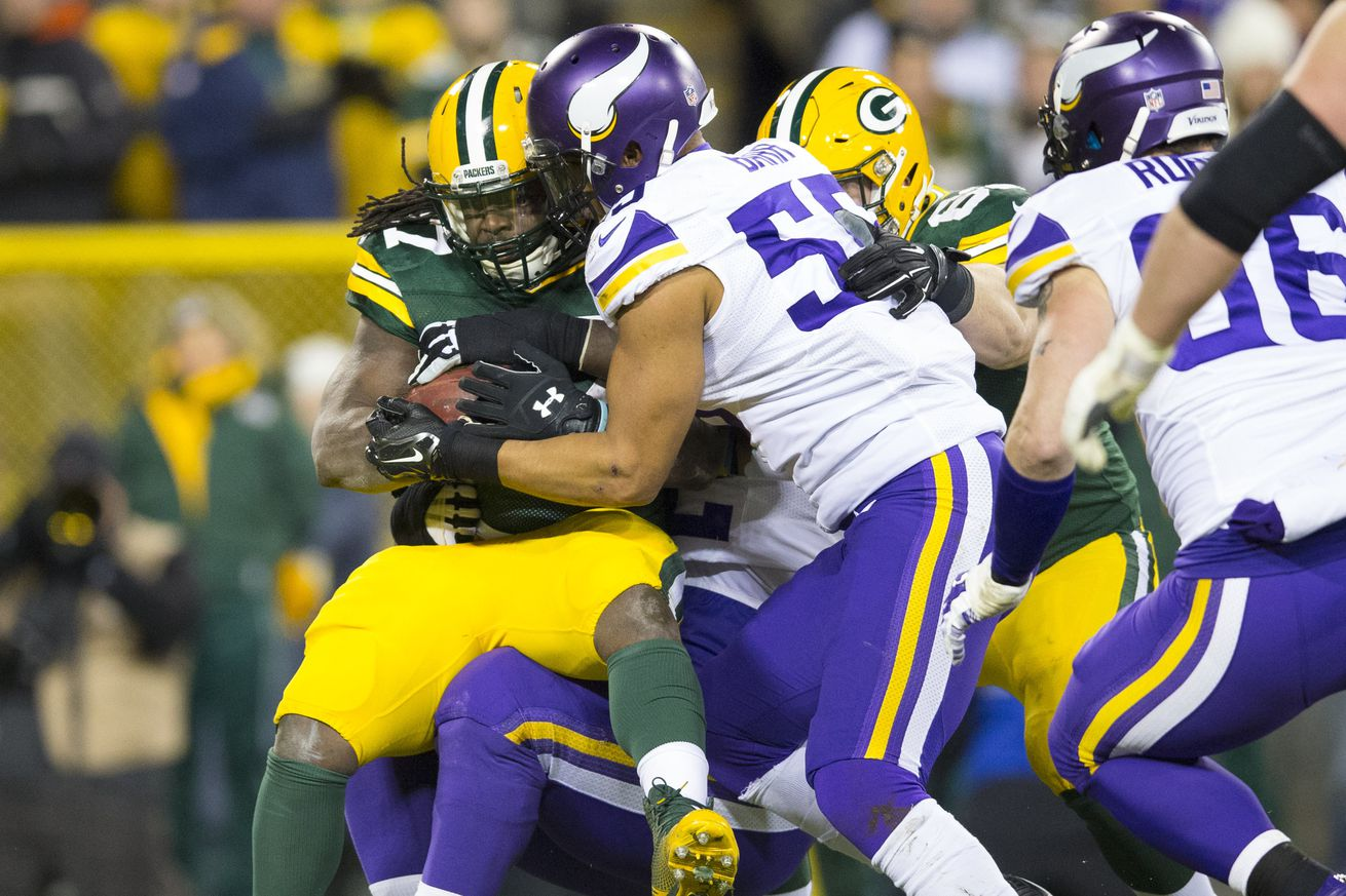 2016 NFL Week 2: Minnesota Vikings vs. Green Bay Packers