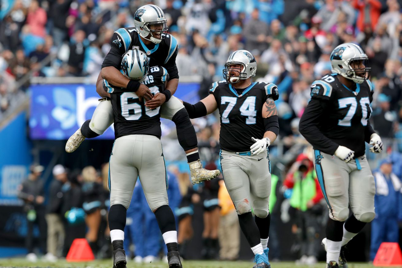 Panthers 2016 Position Review: Offensive Tackle