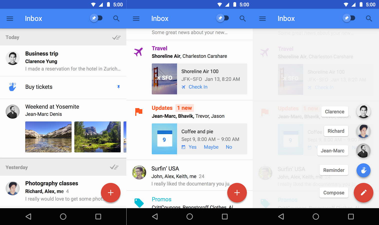 10 material design android apps you should be using right Remodeling apps
